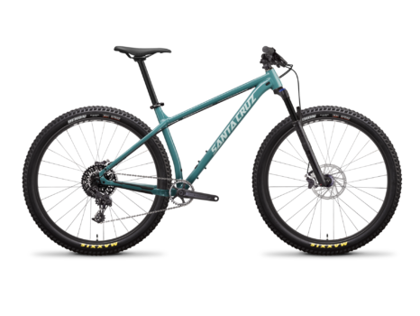 2019 Santa Cruz Chameleon AL 27+ D-Kit blue