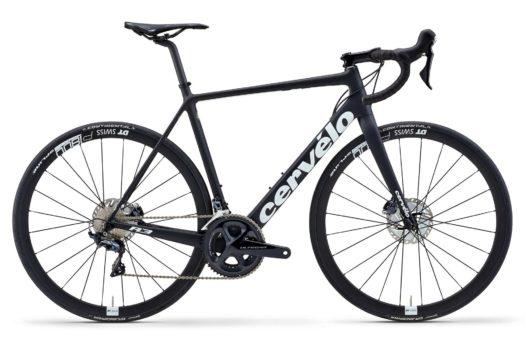 2019 Cervelo R3 Disc Ultegra 8020 black white