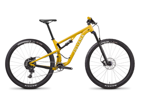 2019 Juliana Joplin 29 AL D-Kit yellow